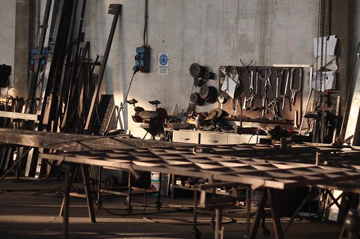 Mingardo Officina oggetti metallo design