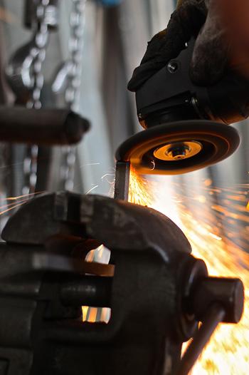 Mingardo design arredamento ferro artigianale