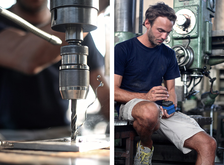 Mingardo ferro design artigianale