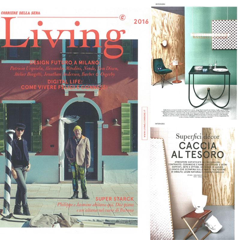 Living - Aprile 2016